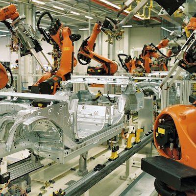 阿克斯自动化工业事业
